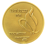 Złoty Medal za Ploter Laserowy RF ActiveCAM