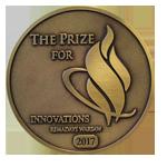 Medal Brązowy Znakowarka Laserowa Fiber 20W