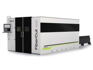 Wycinarki laserowe fiber CNC